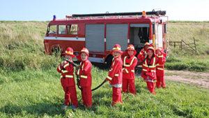 kinderfeestje jongens brandweer sam brandweerpakken stoer